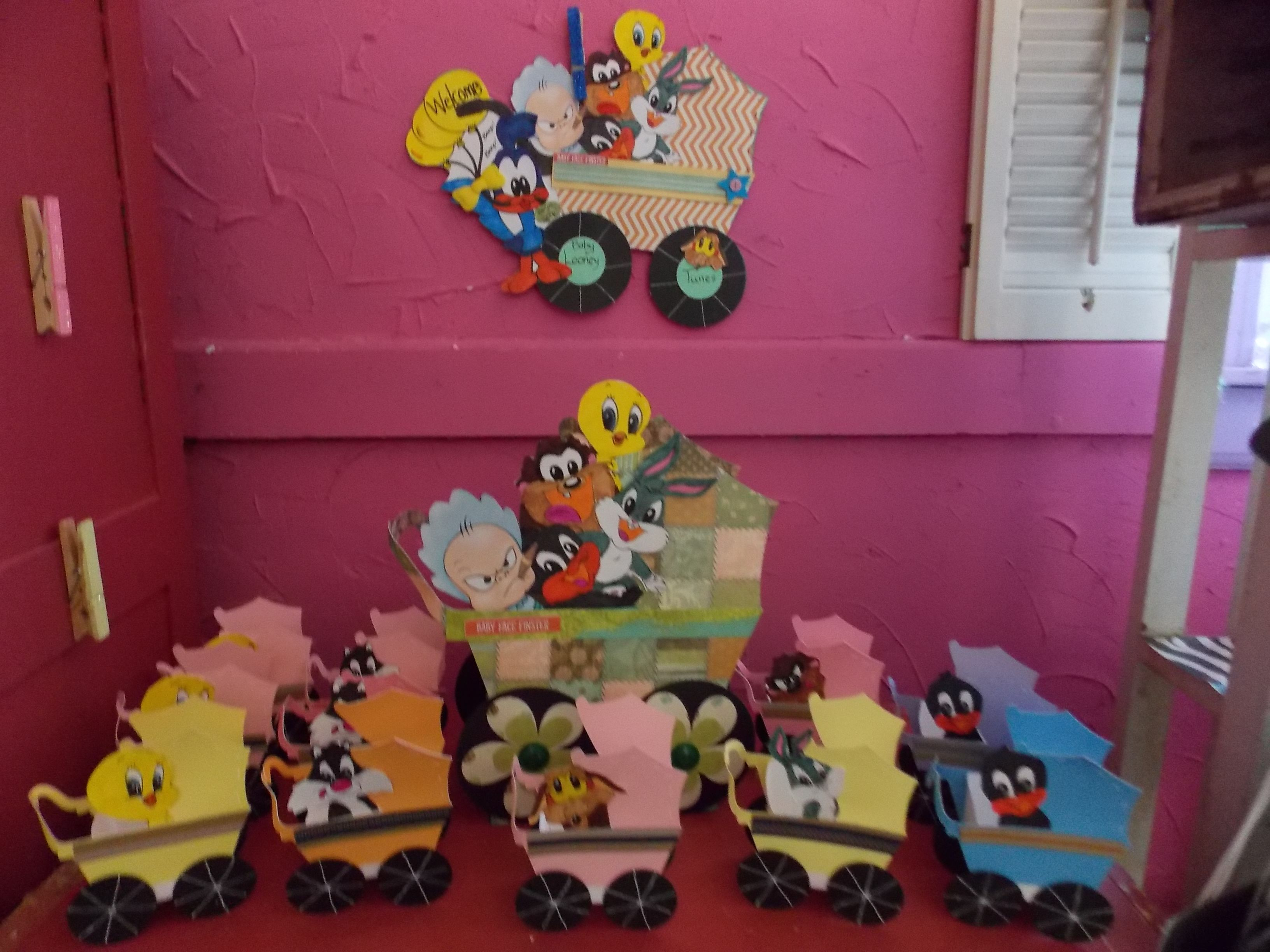 For The Perfect Baby Looney Tune Party
