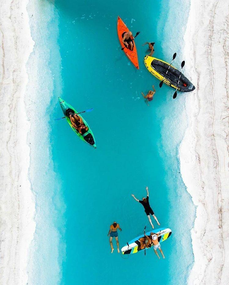 Bonneville Salt Flats, Utah, United States