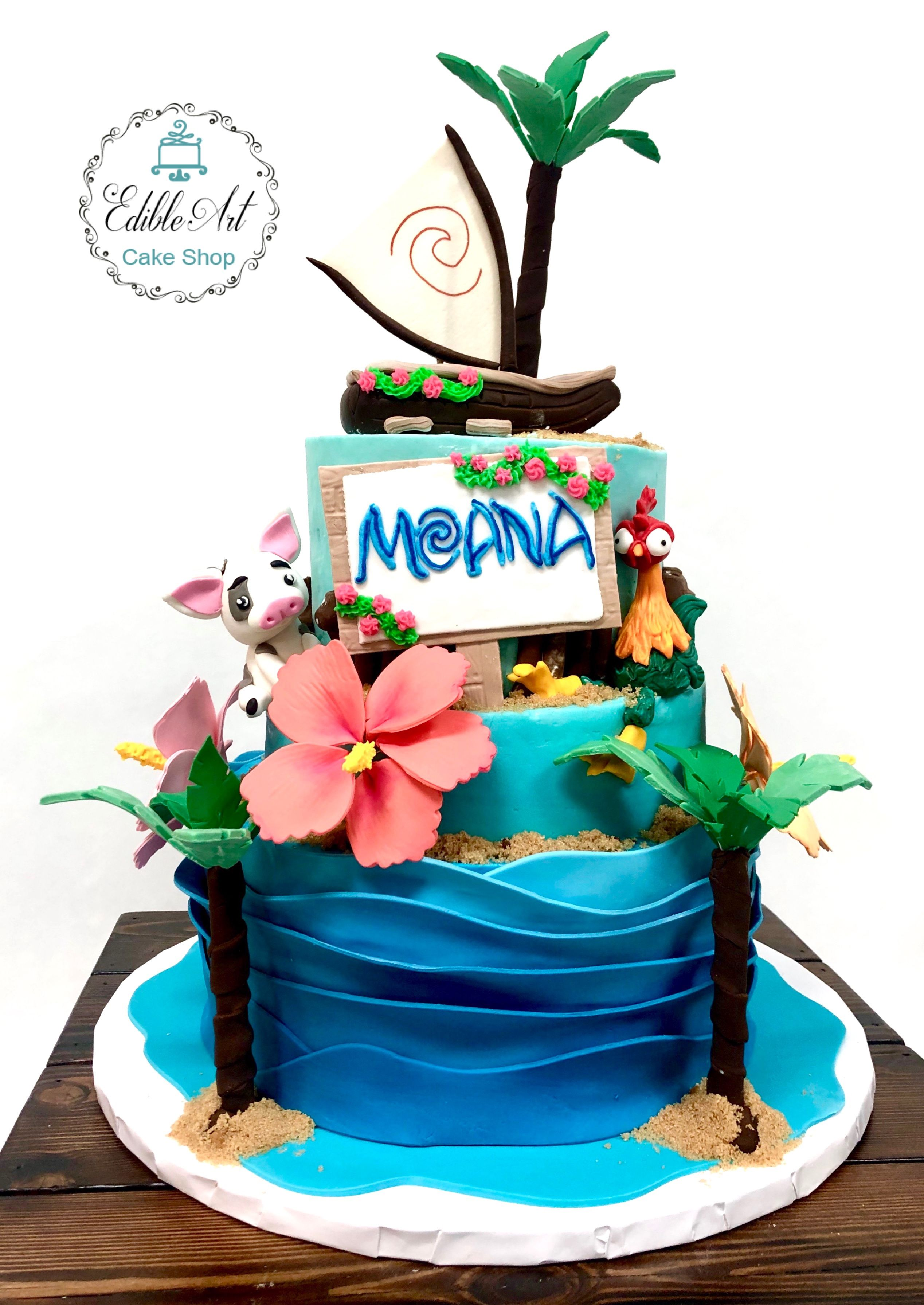 Cakes childrens birthday image by edible art cake shop