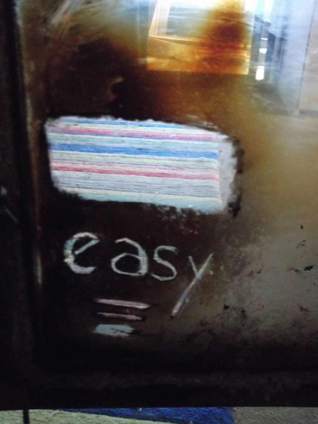 How I Clean My WoodBurning Stove Fireplace glass doors