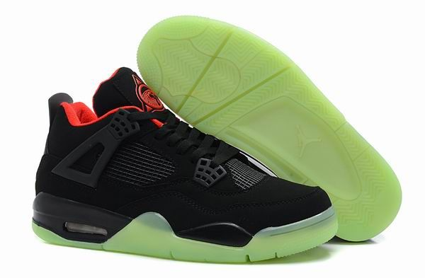 Black · Nike Air Yeezy 2 Air Jordan IV Black