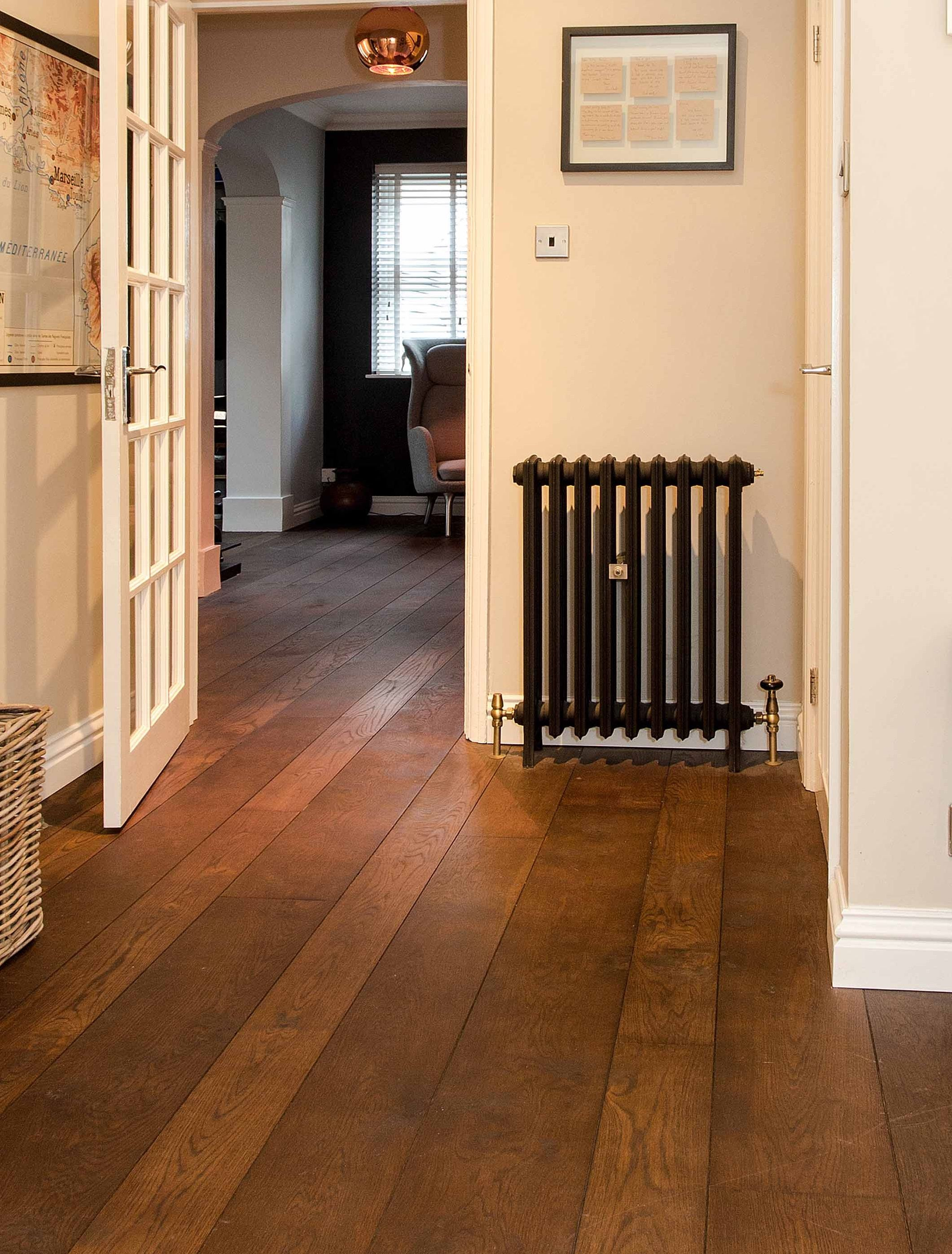 Princeton Saddle Dark Oak Engineered Wood Flooring Engineered Wood Floors Oak Engineered Wood Floors Wood Floors