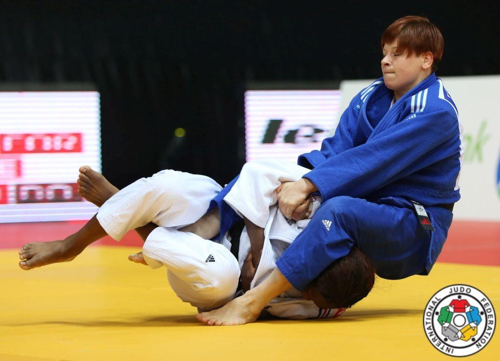 Tina Trstenjak Judo Grand Prix Zagreb