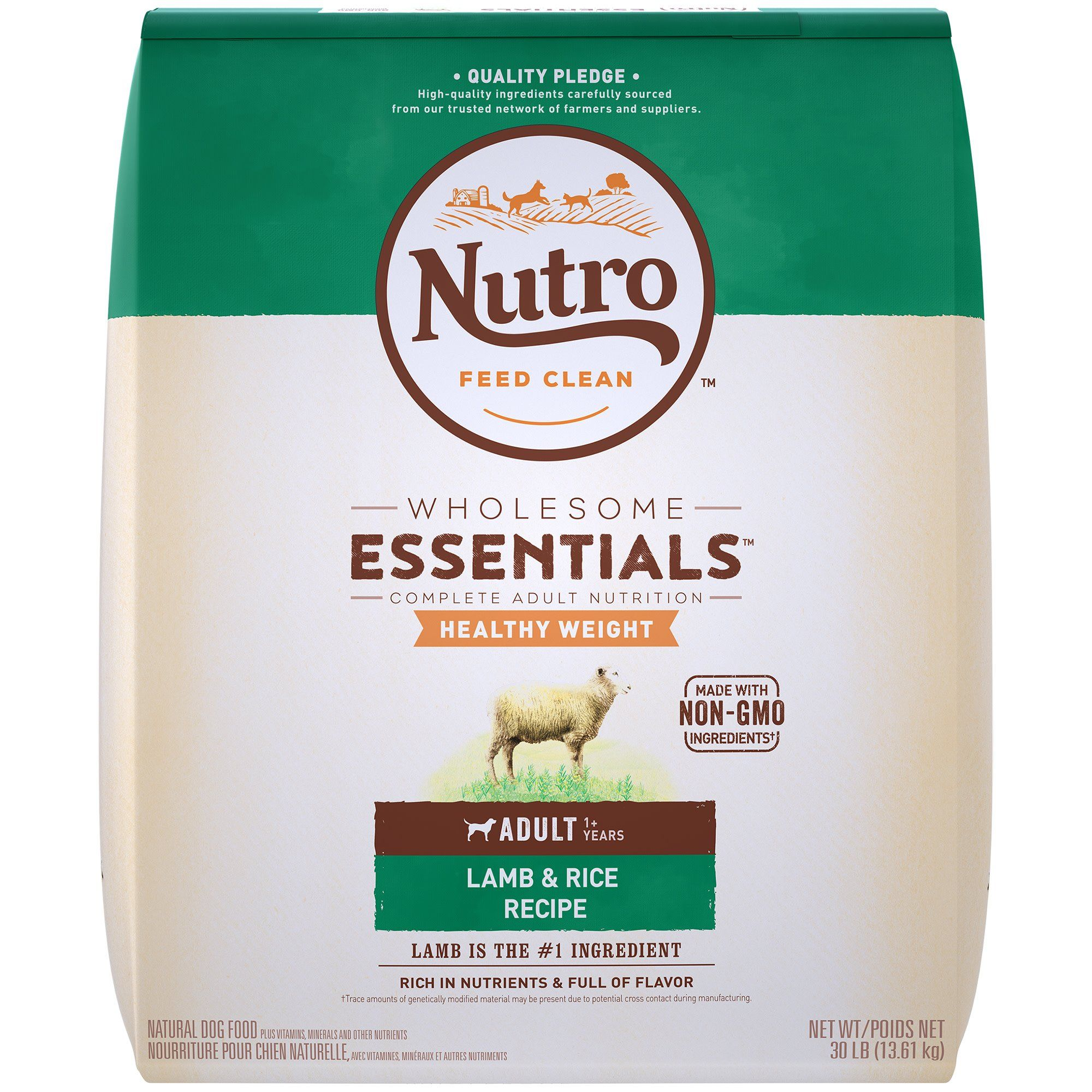Nutro Wholesome Essentials Healthy Weight Natural Weight Control