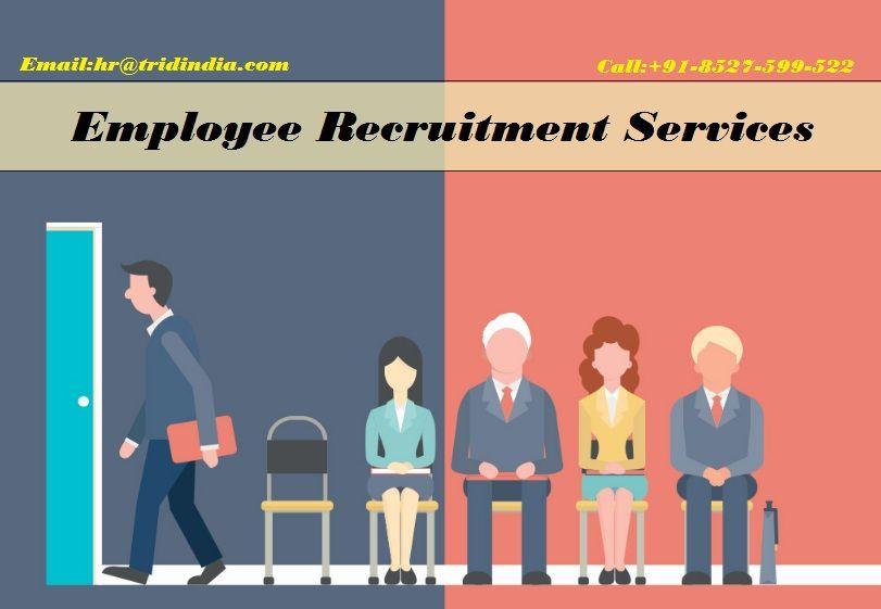 Employee recruitment services india mumbai chennai delhi