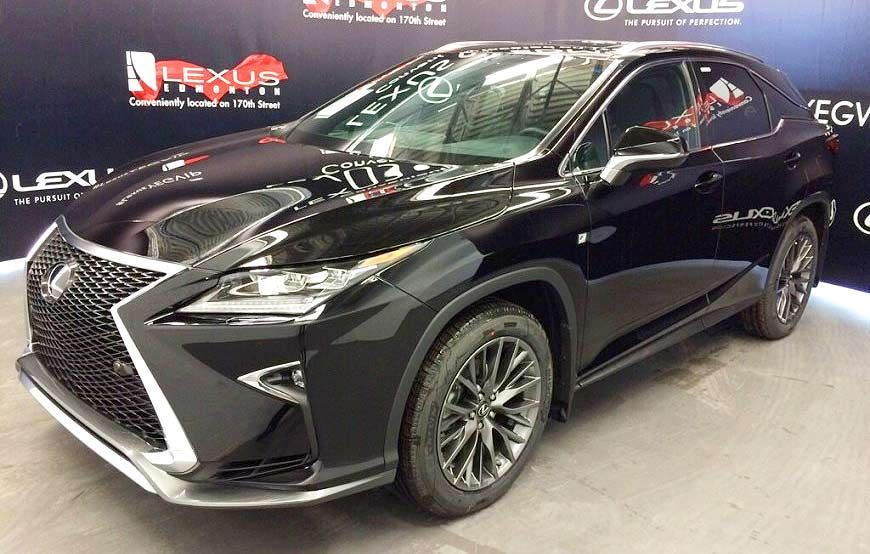 2019 Lexus RX Features, Release Date and Price