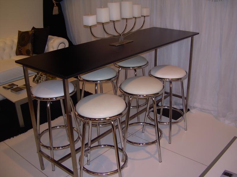Fascinating Long Skinny Bar Table Check More Ideas Post Tags