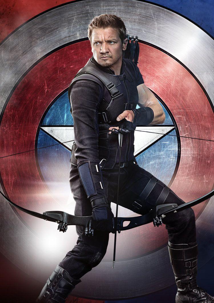 Captain America Civil War Hk By Harleyquinn645 On Deviantart