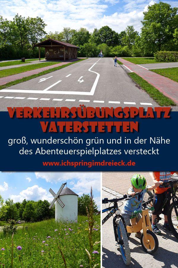 Verkehrsübungsplatz Bayern