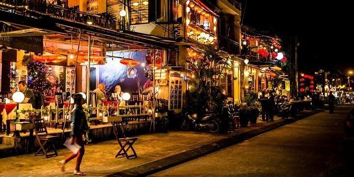 Old Town, Ancien Town, Hoi An, Vietnam, Asia