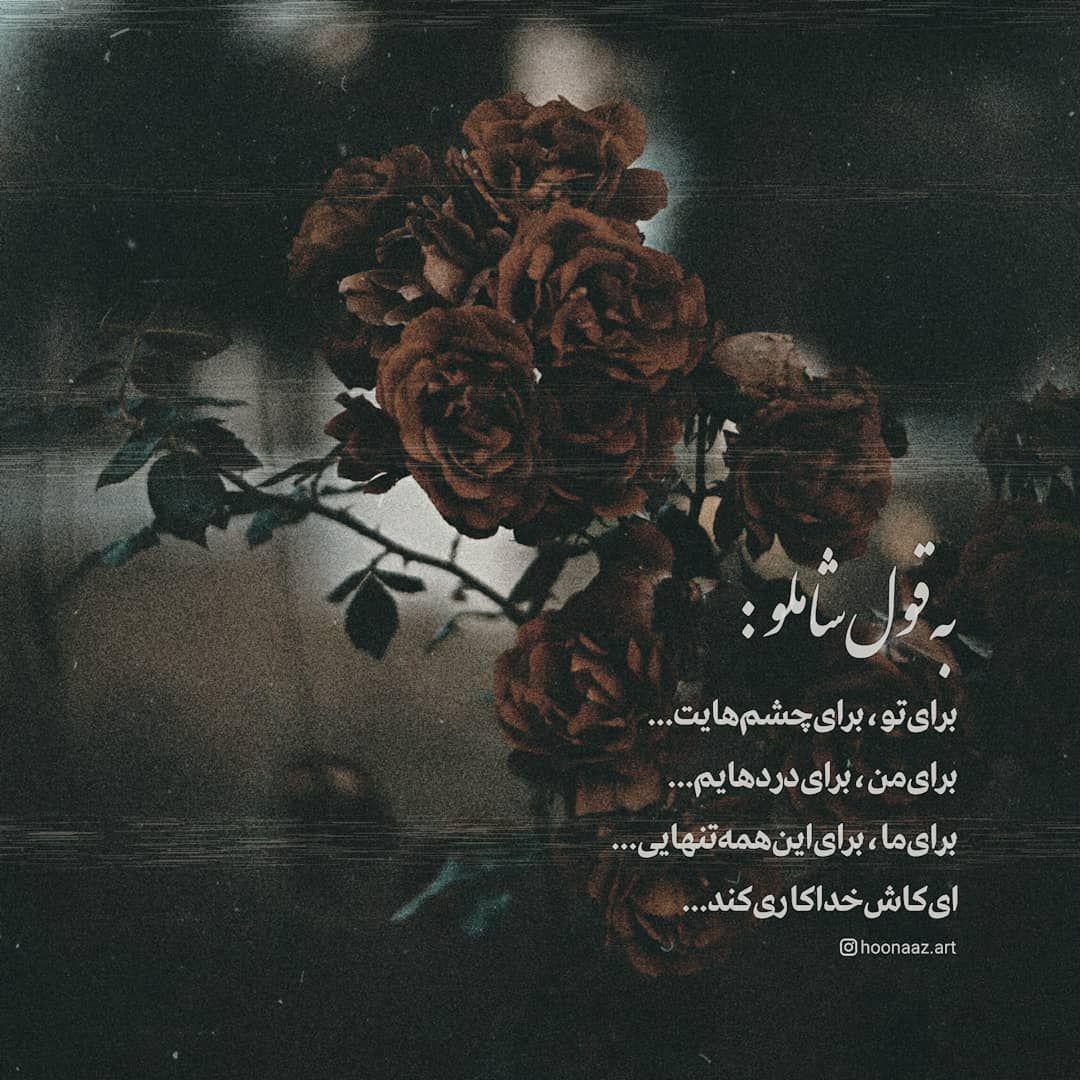 شعر نوشته احمد شاملو هونازآرت شاملو عکسنوشته Text Pictures Text On Photo Cute Tumblr Wallpaper