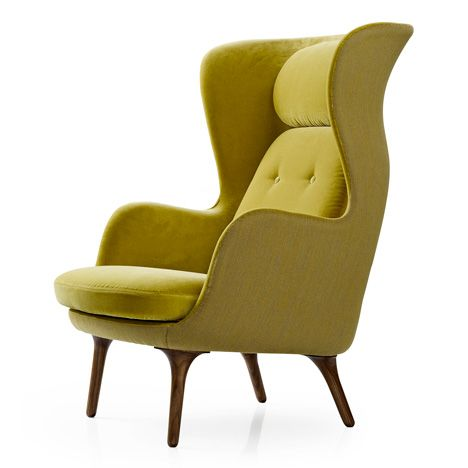 Ro armchair by Jaime Hayon for Fritz HansenChairsPinterest