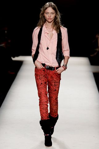 Isabel Marant Spring 2011 Ready-to-Wear Collection Slideshow on Style.com