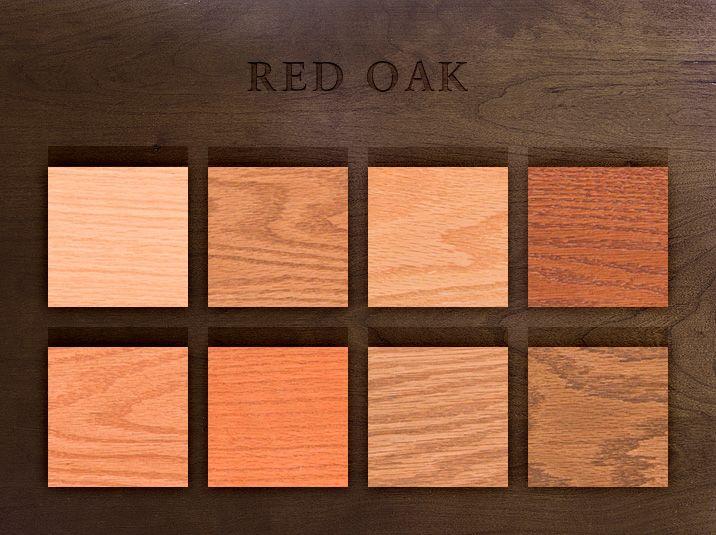 custom wood stains red oak   House   Pinterest   Cherries ...