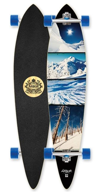 Arbor Timeless Pin GT Complete Longboard Skateboard $159.95 at Action Board Sports absboards.com