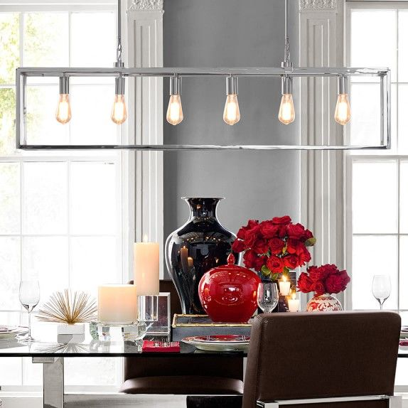 Williams sonoma home features lighting fixtures perfect for any space find pendants floor lamps table lamps and chandeliers at williams sonoma home