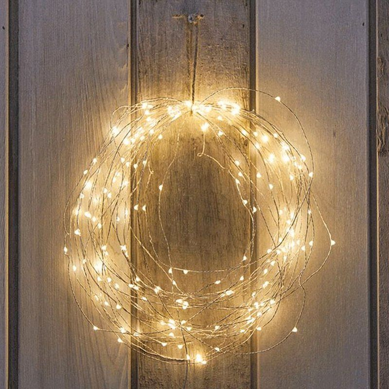 Mini String Lights Inspiration Lumabase Battery Operated Submersible Mini String Lights  Set Of 2 Inspiration Design