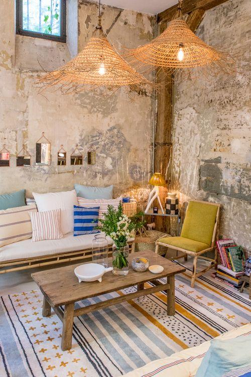 Le Style Campagne A La Ville Le Petit Florilege Deco