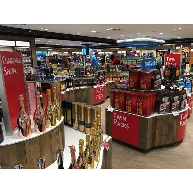 How to be a Savvy Shopper at Duty-Free Stores
