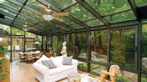 20 Beautiful Glass Enclosed Patio Ideas Patio Enclosures