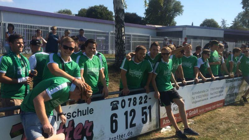 Der SV Grafenhausen gewinnt das Ortsderby im Pokal gegen den SC Kappel.