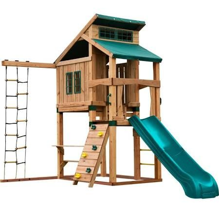 playsets for small yards - Google Search | Backyard ...