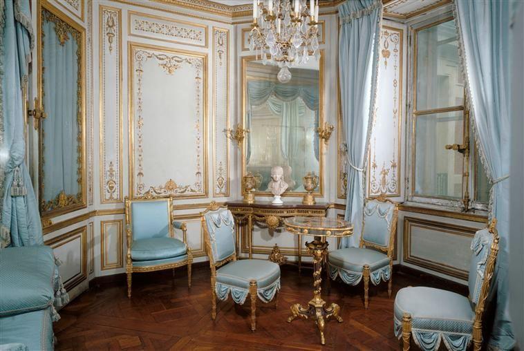 Versailles cabinet de la méridienne | Mobilier de salon, Petit ...
