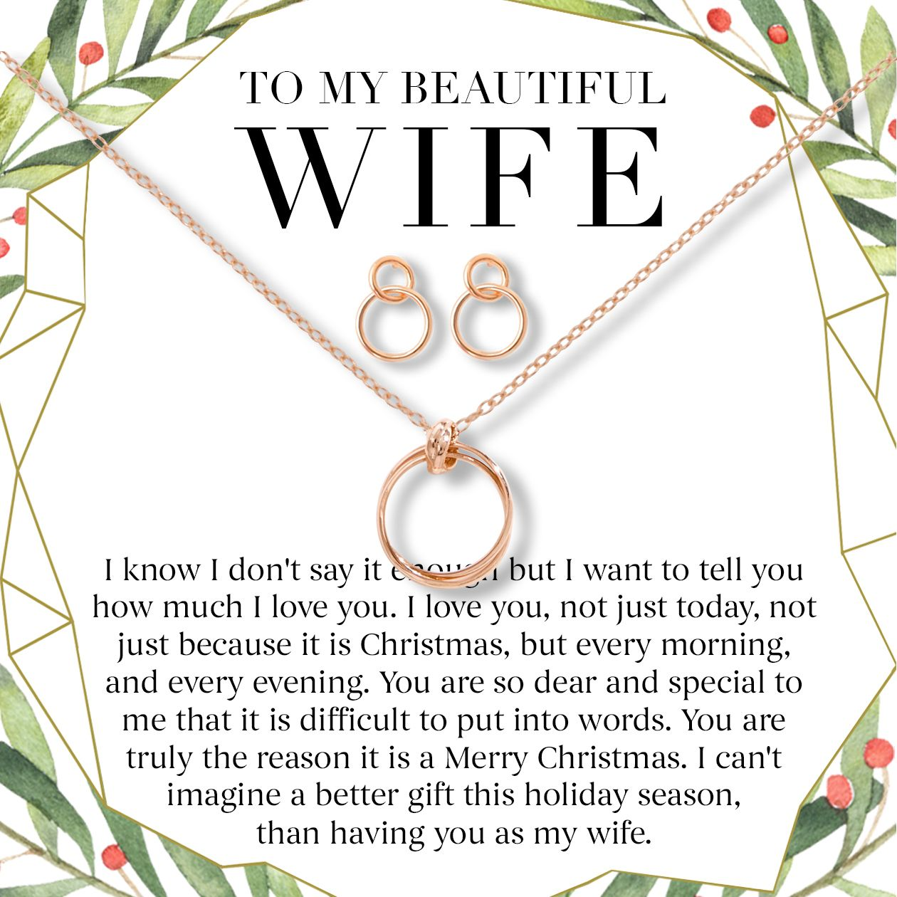 24+ Christmas gifts for wife jewelry information