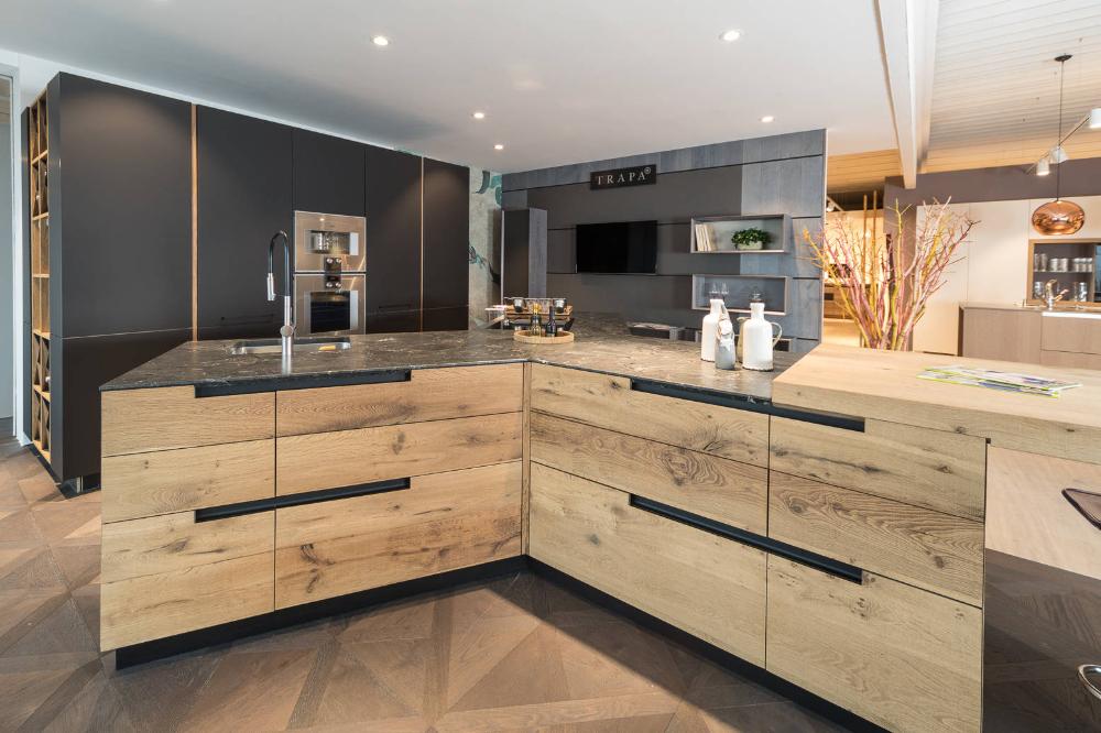 Moderne Kochinsel in YForm Küchen ideen, Günstige