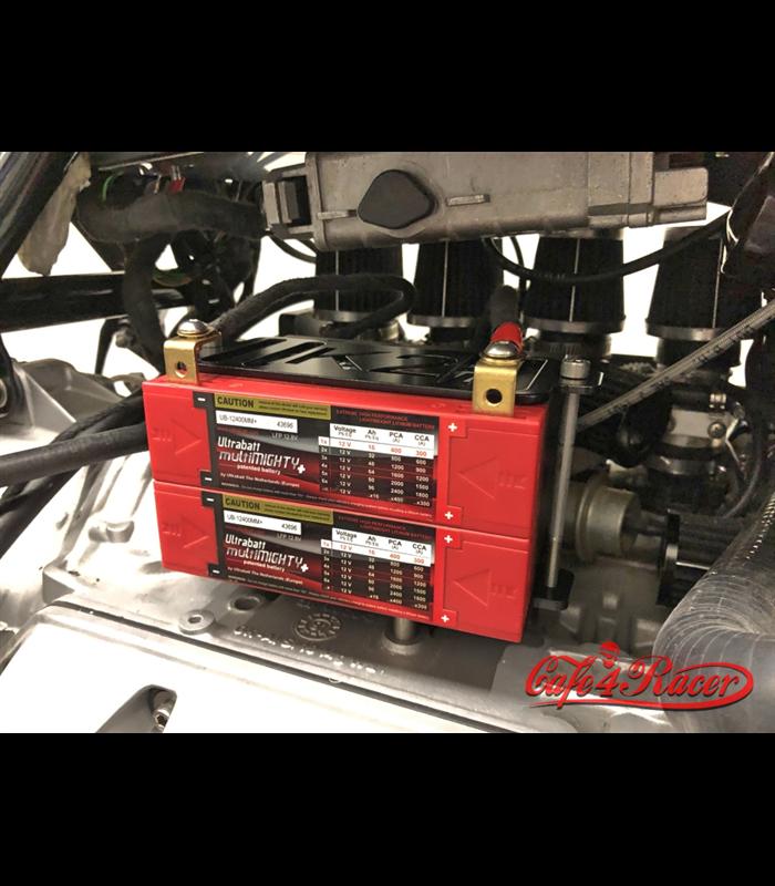 Bmw K1100 K100 16v Battery Holder In 2021 Bmw Battery Holder Cafe Racer Seat