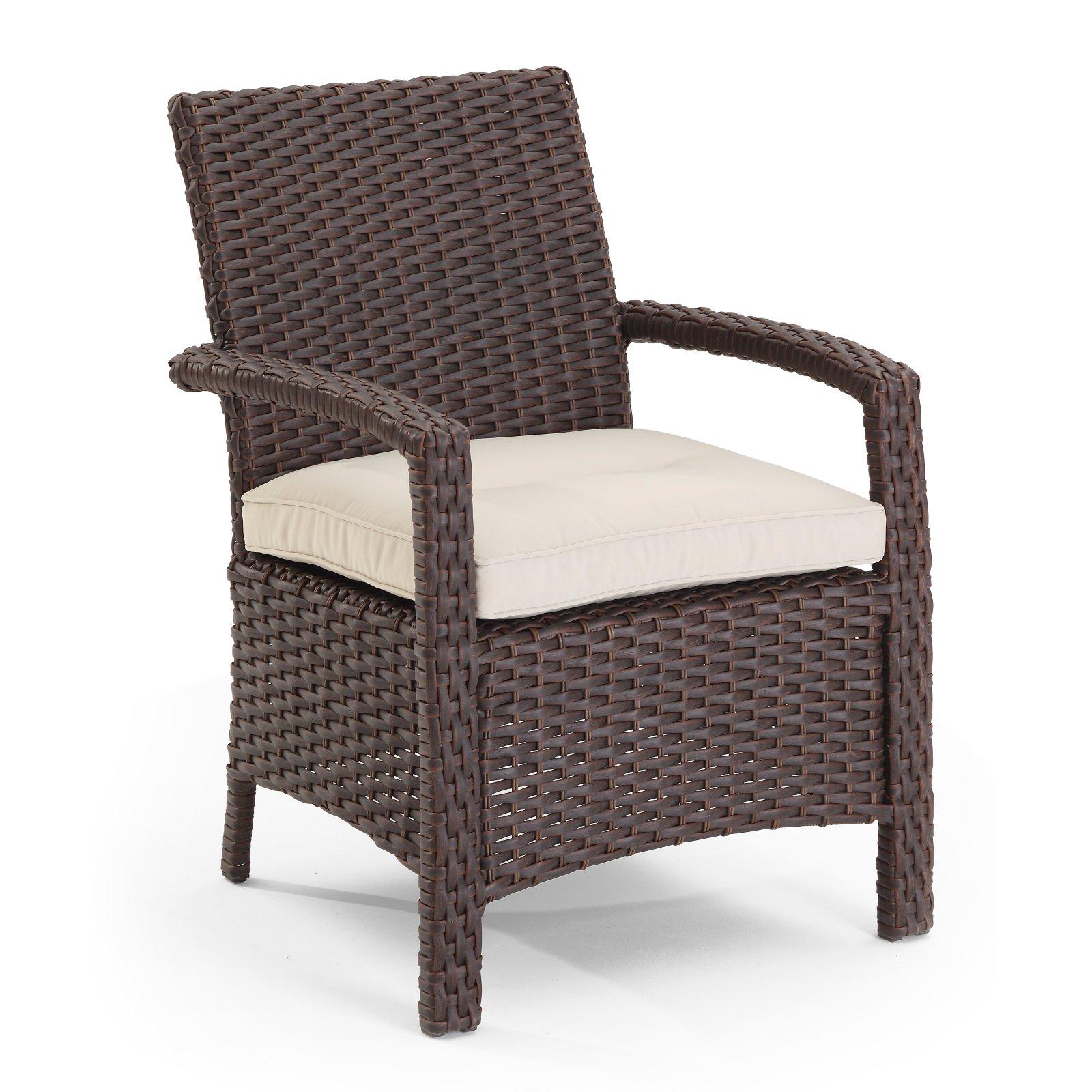 Domus Ventures Aurora Dining Arm Chair