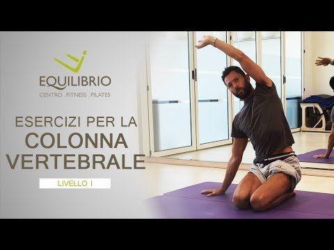 Esercizi per il mal di schiena - liv 1 - Equilibrio..