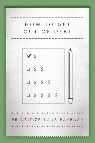 5 ways to help yourself get out of debt and stay that way