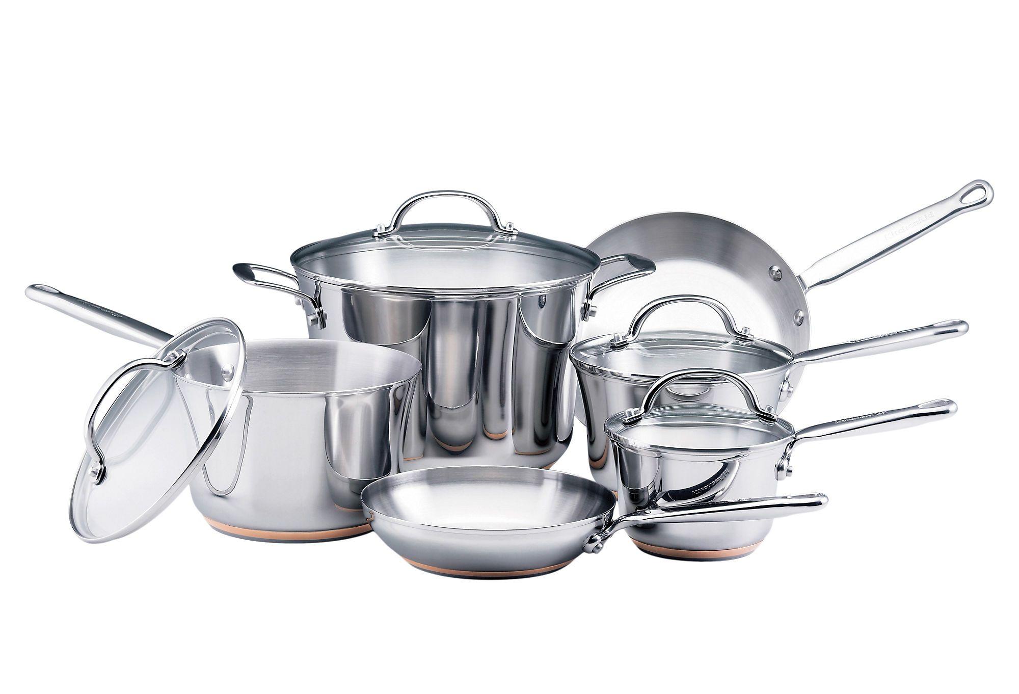 Distinctions 10piece cookware set cookware set