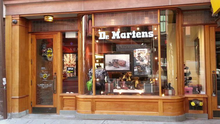 Psihološki Zemljepisna širina Vnaprej Dr Martens New York Noskinoffmyback Com