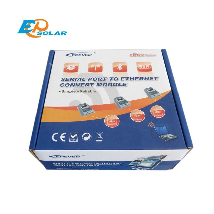 EPSOLAR WIFI Box Mobile Phone APP use for EP Tracer Solar