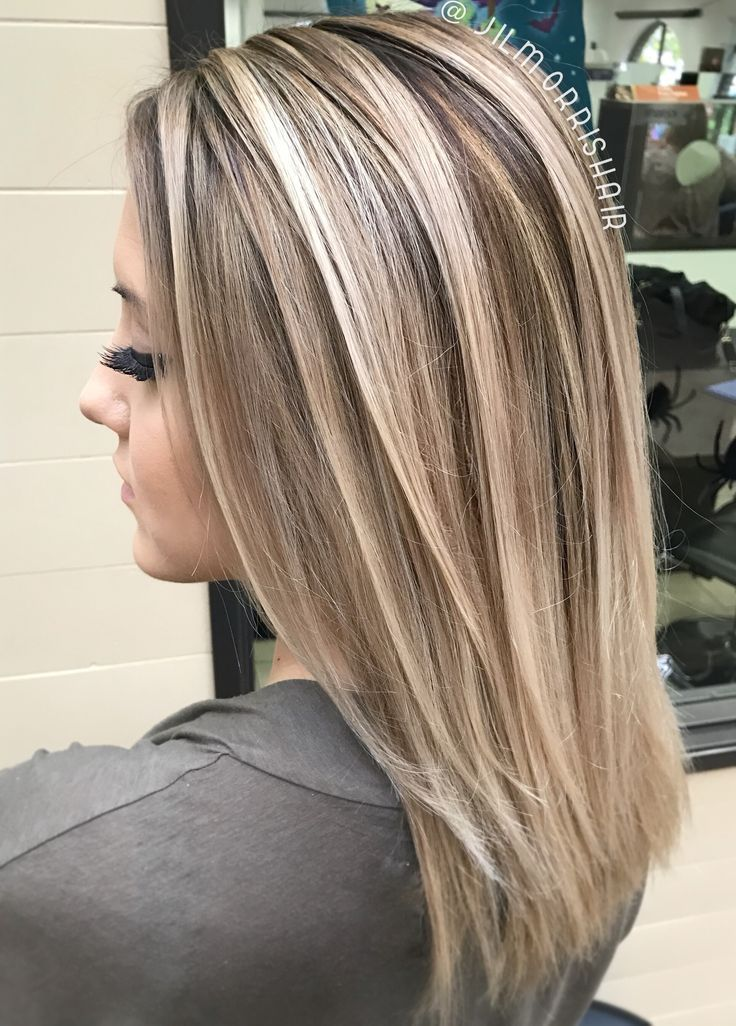 Image Result For Ash Blonde Highlights And Lowlights My