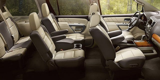 2017 Nissan Armada Interior New Model 2017 Nissan