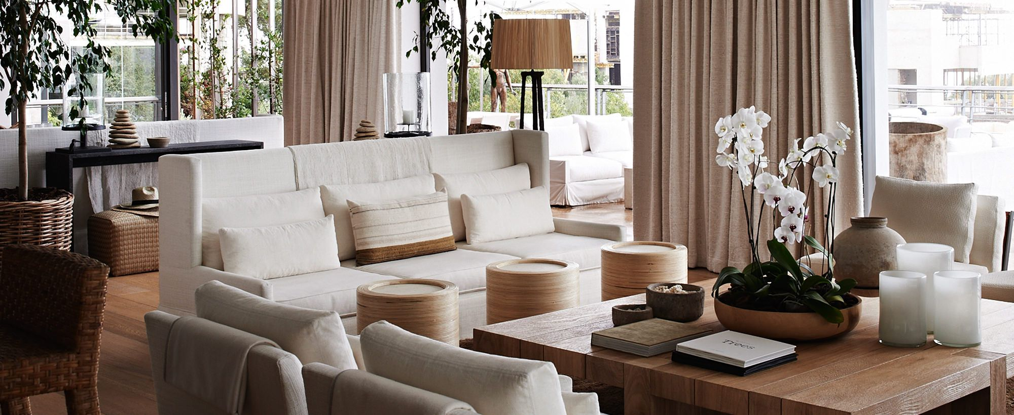 Arcadia House Cecile Boyd Home Luxury Living Room African Interior Design