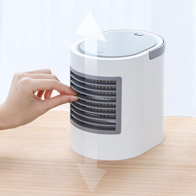 Mini Cooling Fan Water Cooler Fan Portable Air Cooler Air Cooler