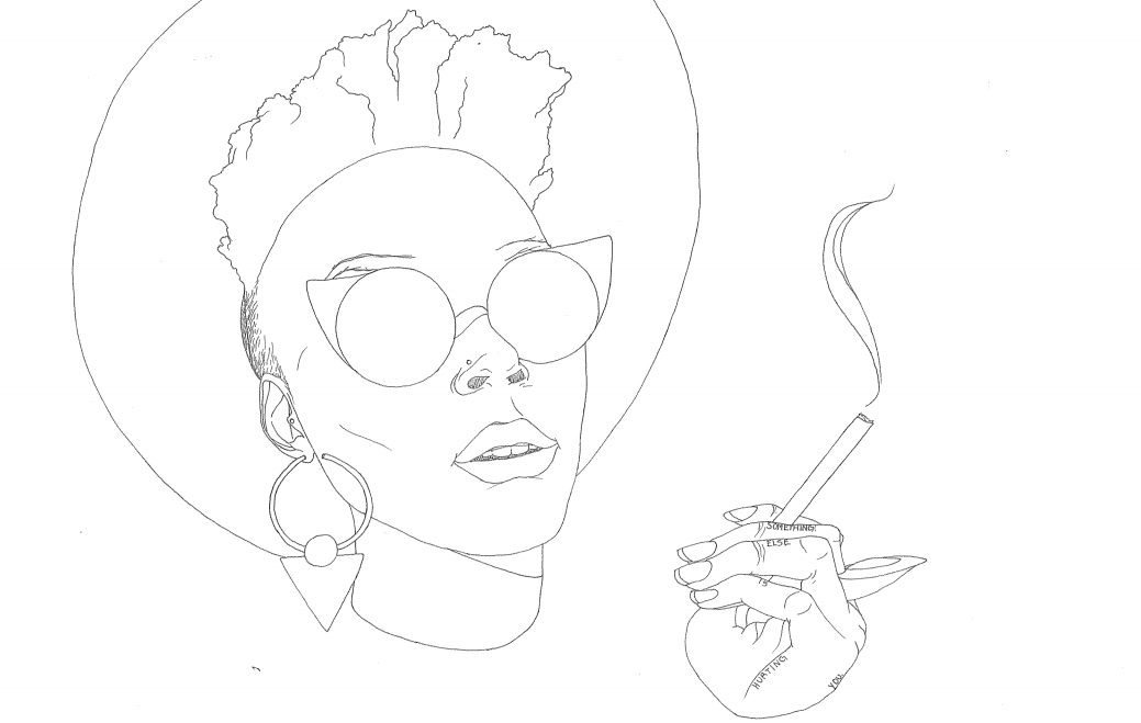 the afro feminist coloring book you didnt know you wanted - Black Coloring Books