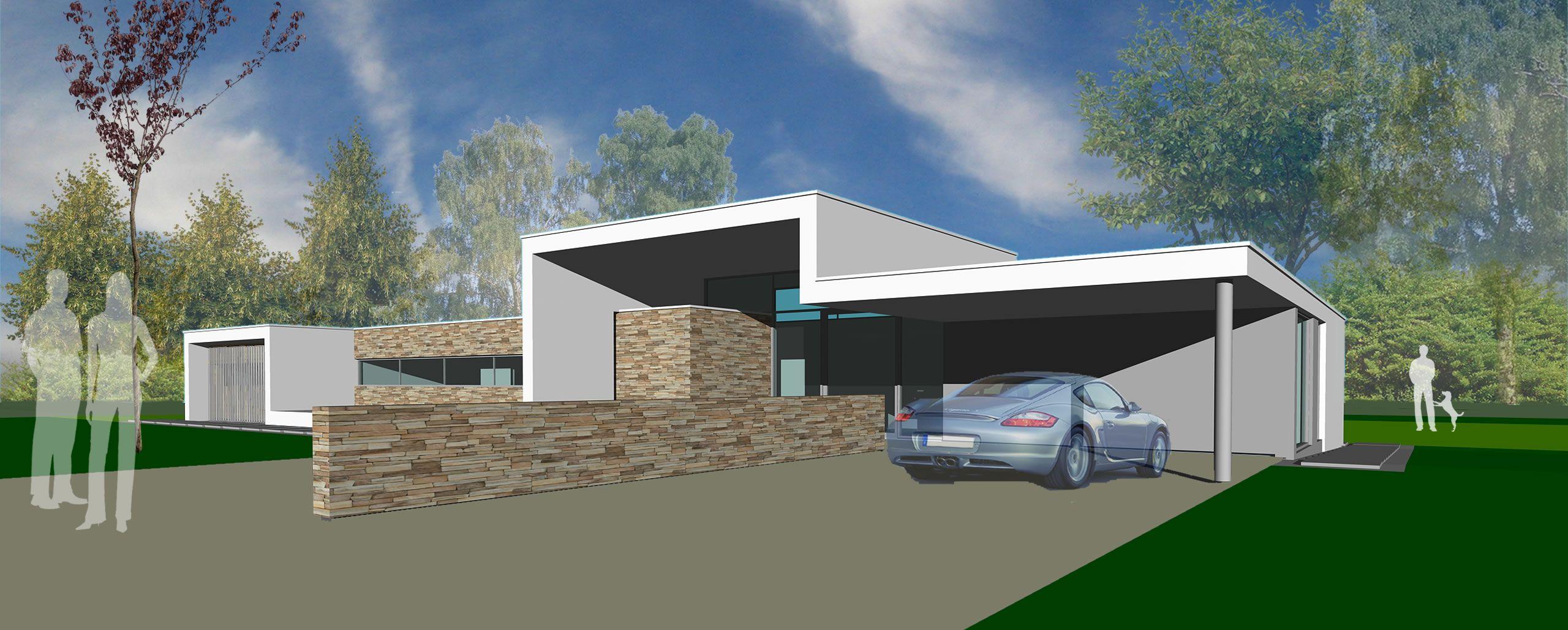 architect modern woning 2 hoog - Google zoeken | nieuwbouw ...
