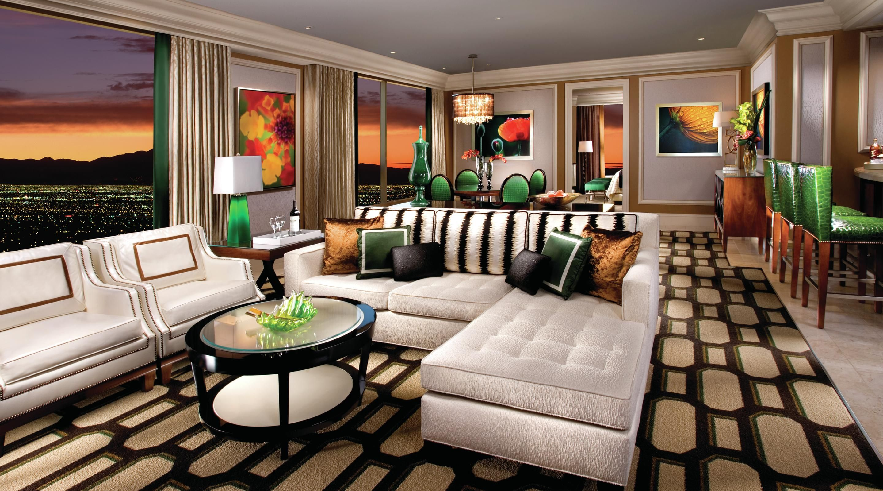 Elevate your Las Vegas stay in a one or twobedroom
