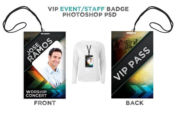 Press Pass Vip All Access Pass By Boca2600 On