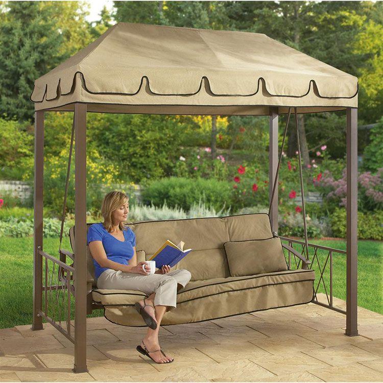 30 modelli di dondoli da giardino moderni swing chairs - More da giardino ...