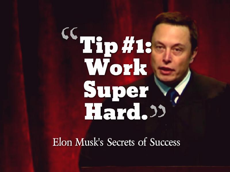 Elon Musk Secret Of Success 1 Quotes Pinterest Elon Musk Elon