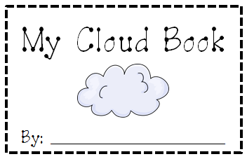 Cloud Diagram | Worksheet | Education.com