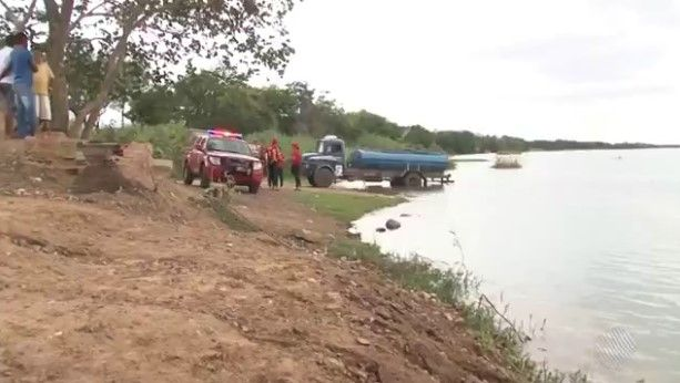Corpos de casal é encontrado abraçado após afogamento no Rio São Francisco