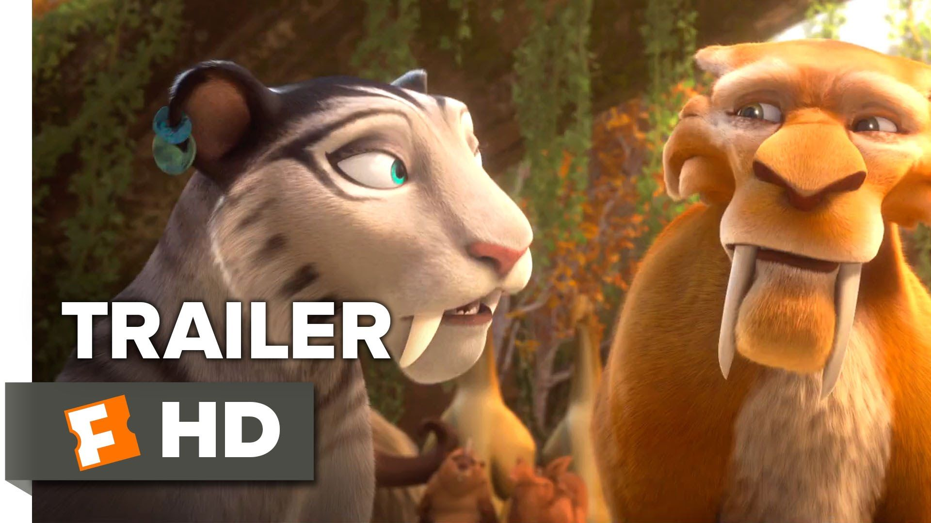 Ice Age Collision Course Official Trailer 2 2016 Ray Romano