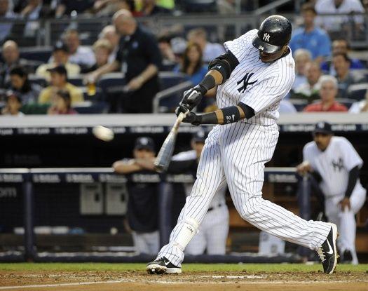 Robinson Cano New York Yankees 2b Robinson Cano Major League Baseball Cano